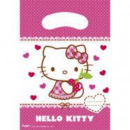 Hello Kitty -Kalaspåse 6 st