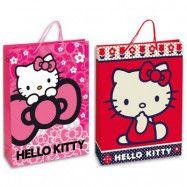 Hello Kitty presentpåse 33 cm