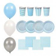 Jabadabado, Partypaket Litet Ljusblått