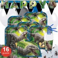 Jurassic World, Kalaspaket Deluxe 16 pers