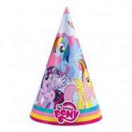 Partyhattar My Little Pony - 8-pack