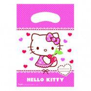 Kalaspåsar Hello Kitty - 6-pack