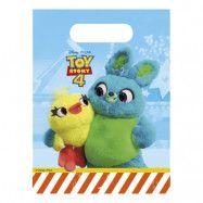 Kalaspåsar Toy Story 4 - 6-pack