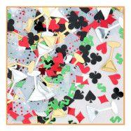 Konfetti Casino Night - 14 gram