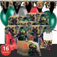 Lego Ninjago, Kalaspaket Deluxe 16 pers