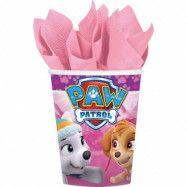 Paw Patrol - Skye Muggar 8-pack 250 ml