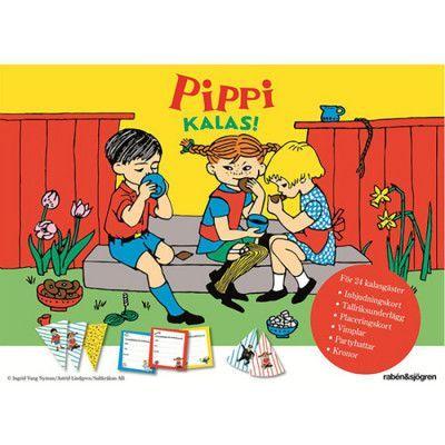 Pippi Kalaspaket