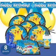 Pokemon, Kalaspaket Deluxe 8 pers