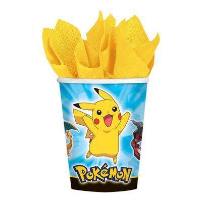 Pokémon Muggar - 8-pack