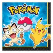Pokémon Servetter - 16-pack