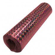 Serpentin Holografisk Ljusrosa - 1-pack