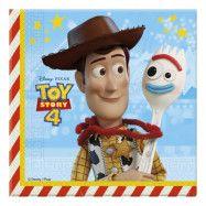 Servetter Toy Story 4 - 20-pack