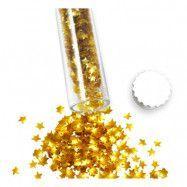 Sockerstjärnor Guld - 1,4 gram