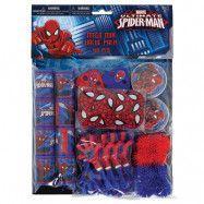Amscan Spiderman, Presenter till Kalaspåse, 48 delar