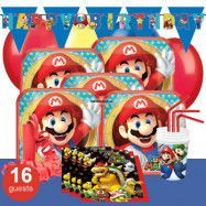 Super Mario Party, Kalaspaket Deluxe 16 pers