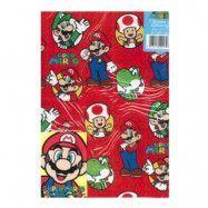 Super Mario Presentpapper