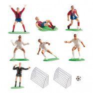 Tårtdekoration Fotbollsspelare
