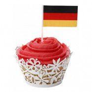 Tårtflaggor Tyskland