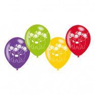 Ballonger Teletubbies - 6-pack