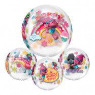 Folieballong Orbz Trolls
