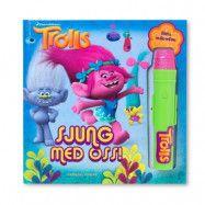 StorOchLiten Trolls, Bok&mikrofon Sjung med Trolls