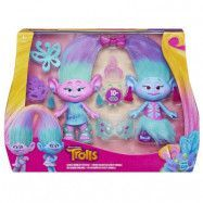 Hasbro Trolls, Fashion Pack Satin&Chanille 23 cm