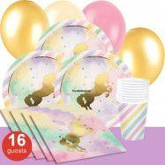 Unicorn Sparkle, Kalaspaket Standard 16 pers