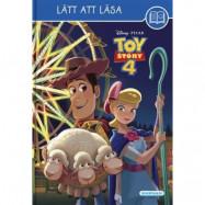 Disney Toy Story 4 (Lätt att läsa)
