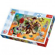 Toy Story 4 pussel, 160 bitar