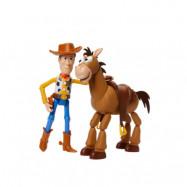 Toy Story 4 Woody&Bullseye