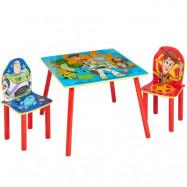 Toy Story Bord och 2 Stolar