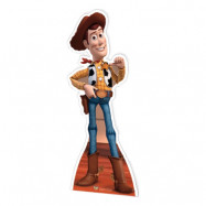 Toy Story Woody Kartongfigur