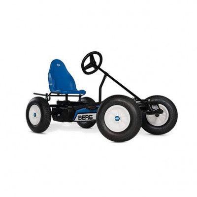 BERG Basic Blue BFR Trampbil