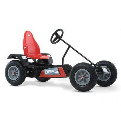 BERG Extra Red BFR Trampbil