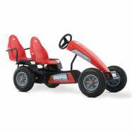 BERG Extra Sport Red XXL-BFR Trampbil