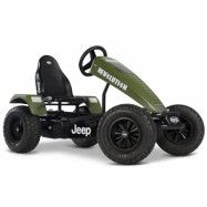 BERG Jeep® Revolution Pedal Go-Kart BFR-3, Trampbil