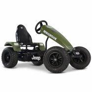 Jeep® Revolution pedal go-kart BFR Trampbil