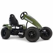 Jeep® Revolution pedal go-kart XXL-BFR Trampbil
