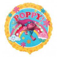 Folieballong Trolls Poppy