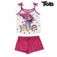 Sommarpyjamas för flickor Trolls