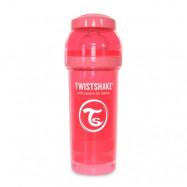 Twistshake Anti-Colic 260ml (Peach)