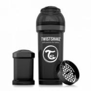 Twistshake Anti-Colic 330ml (Svart)