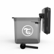 Twistshake Förvaringsbox 1700ml (Black)