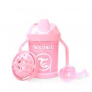 Twistshake Mini Cup 4+ mån 230 ml (Pastell Rosa)