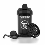 Twistshake Sippy Cup 300 ml (Svart)