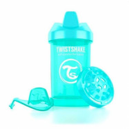 Twistshake Sippy Cup 300 ml (Turkos)