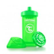 Twistshake Sportflaska 360 ml (Grön)