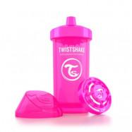 Twistshake Sportflaska 360 ml (Rosa)