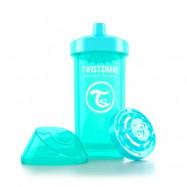 Twistshake Sportflaska 360 ml (Turkos)