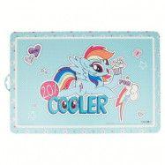 My Little Pony, Rainbow Dash, underlägg , ca 41x29 cm